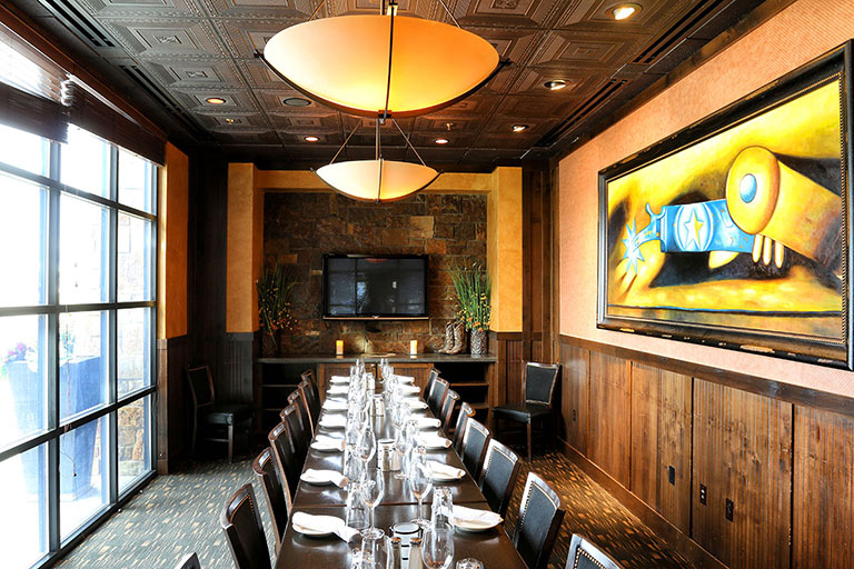 Photo of West End private dining room
